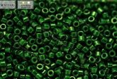 Delica gyöngy 11/0, DB0656, festett telt jade zöld, 4g