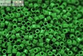 Delica gyöngy 11/0, DB0724, telt borsózöld, 4g
