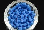 Vasalható gyöngy, közép kék