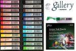Gallery, porpasztellkréta, 24 szín