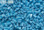 Miyuki Fél Tila, telt türkiz kék, 60 db