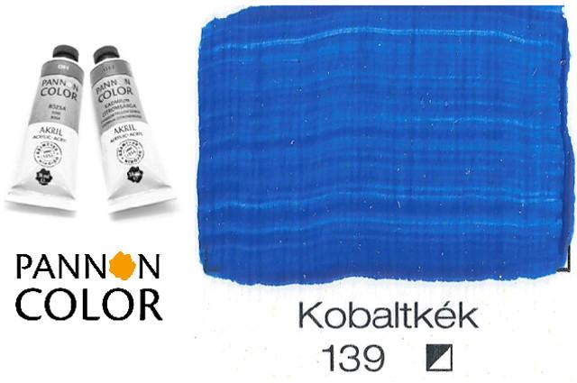 Pannoncolor akrilfesték, élénkzöld 126/1, 38ml