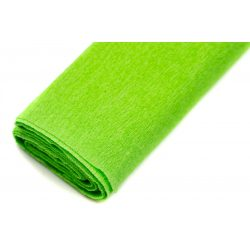 Krepp papír (0,5x2m) almazöld 12