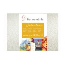 Hahnemühle akvarell válogatás 17x24cm 12lap, 200-600g/m2