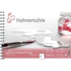 Hahnemühle Harmony 300g CP spirálozott, méret: A4