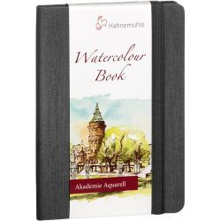Hahnemühle akvarell könyv A5 30 lap, 200g/m2 finom szemcsés, savmentes - tájkép