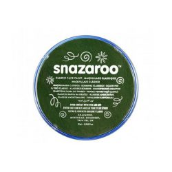 Snazaroo arcfesték, 18ml, s.zöld