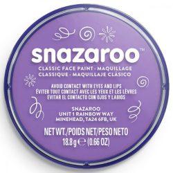 Snazaroo arcfesték, 18ml, lila