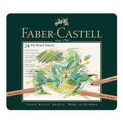 Faber-Castell Art&Graphic Pitt pasztell színes ceruza 24db