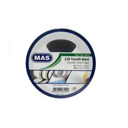 Ragasztószalag MAS kétoldalas 15mm/25m 2611