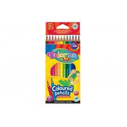 Colorino Kids 12db-os színesceruza készlet hexagonal