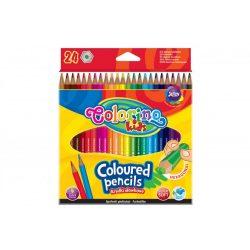 Colorino Kids 24db-os színesceruza készlet hexagonal