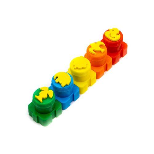 Colorino Kids 5db-os ujjfesték készlet