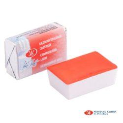 """St. Petersburg """"White Nights"""" akvarelfesték (fél-száraz) világos kandiumvörös 1/1 szilke  2,5ml"""