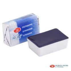 """St. Petersburg """"White Nights"""" akvarelfesték (fél-száraz) ultramarinkék 1/1 szilke  2,5ml"""