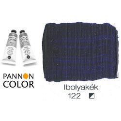 Pannoncolor akrilfesték, ibolyakék 122/1, 38ml