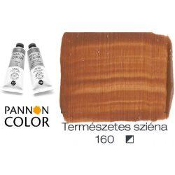Pannoncolor akrilfesték, természetes sziéna 160/1, 38ml
