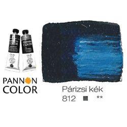 Pannoncolor olajfesték, párizsi kék 812/1, 38ml *