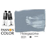 Pannoncolor olajfesték, hidegszürke 831/1, 38ml *