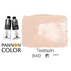 Pannoncolor olajfesték, testszín 849/1, 38ml **