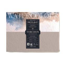 FABRIANO Torchon akvarell tömb, 300gr,23x30,5cm/20lap