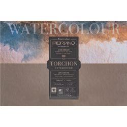 FABRIANO Torchon akvarell tömb, 300g/m², 35,5*51cm/20lap