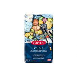 Derwent Studio színes ceruza 12szín/klt.