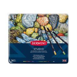 Derwent Studio színes ceruza 24szín/klt.