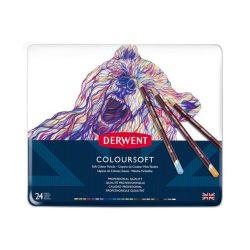 Derwent Coloursoft színes ceruza 24szín/klt.