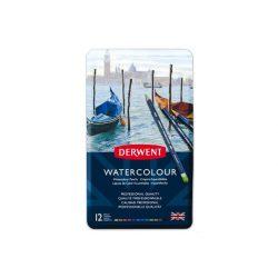 Derwent Watercolour akvarell ceruza 12szín/klt