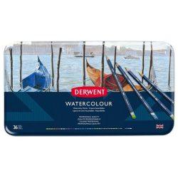 Derwent Watercolour akvarell ceruza 36szín/klt