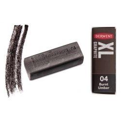 Derwent XL Grafittömb, égetett umbra 04 - 2302020