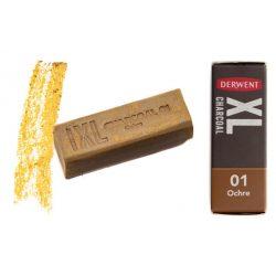 Derwent XL préselt széntömb, okker 01 - 2302011