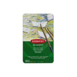 Derwent Academy akvarell ceruza 12szín/klt