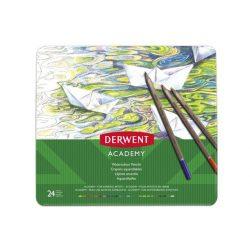 Derwent ACADEMY akvarell ceruza 24szín/klt fémd.2301942