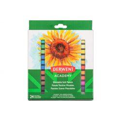 Derwent Academy félkemyény pasztell klt. 24 szín