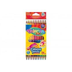 Colorino Kids 12/24 trio színesceruza készlet