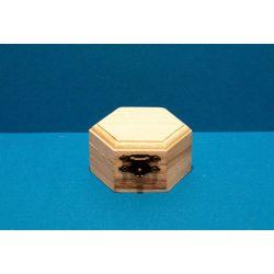 Mini doboz - hatszög