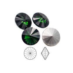 Rivoli, sötétzöld 12mm