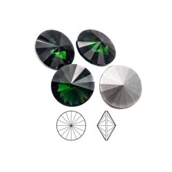 Rivoli, sötétzöld 18mm