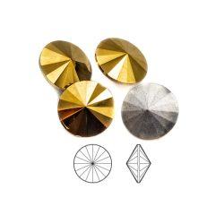 Rivoli, arany 14mm