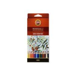 Mondeluz Aquarell színes ceruza/12, Koh-I-Noor