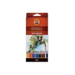 Mondeluz Aquarell színes ceruza/24, Koh-I-Noor