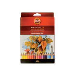 Mondeluz Aquarell színes ceruza/36, Koh-I-Noor