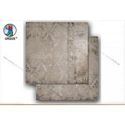 "Scrapbook papír ""Vintage"" 07"