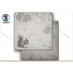 "Scrapbook papír ""Vintage"" 09"