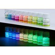 UnikromGlow foszforeszkáló pigment 15g, magenta
