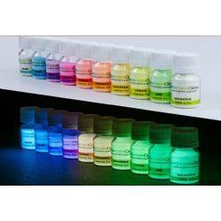 UnikromGlow foszforeszkáló pigment 15g, ibolya