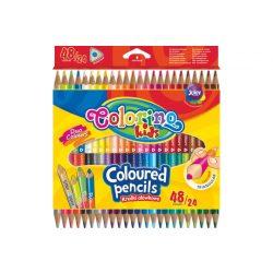 Colorino Kids 24/48  trio színesceruza készlet