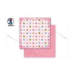 """Scrapbook papír """"Flower magic"""" 02"""